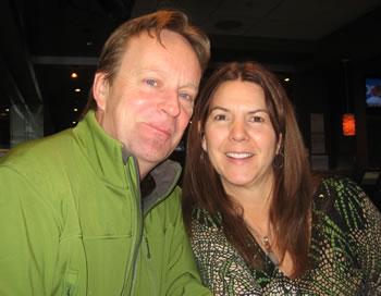 Sandi and Rob Christensen