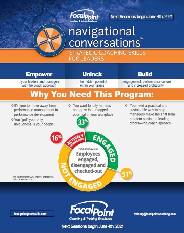 Focal Point Navigational Conversations Training - June 2021
